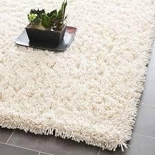 ivory rugs safavieh woven bliss ivory shag rug 2 x 3 overstock