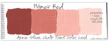 annie sloan chalk paint color wheel colorways with leslie stocker