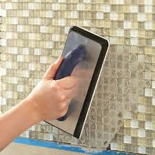 How To Do A Backsplash by Install A Kitchen Glass Tile Backsplash