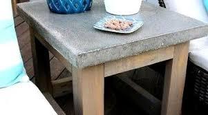 Patio Side Tables Coast Patio Side Table Ideas Black Outdoor Patio Side
