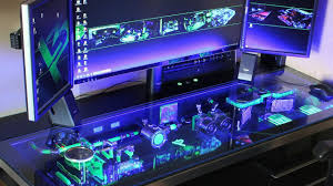 absolutely ideas gaming computer setup charming decoration 50 pc