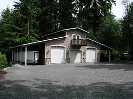 barn shop plans 3 car shop plans for rv bay garage with double sided lean too with
