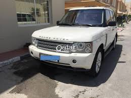 land rover supercharged white 2008 range rover vogue supercharged for sale qatar living