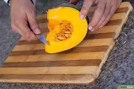 cuisiner une courge 6 ères de cuisiner une courge musquée wikihow