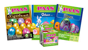 paas easter eggs dye and easter egg decorating kits paas