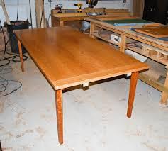 marcus studio new shaker dining table