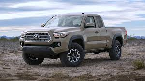 toyota cars and trucks 2016 toyota tacoma trd off road access cab 4x4 cars trucks desert