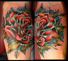 rose swallow tattoo tattoos pinterest