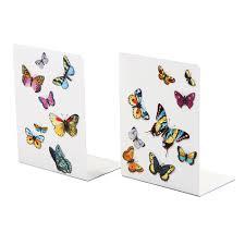 buy fornasetti farfalle bookends amara