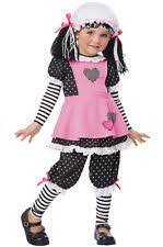 Raggedy Ann Halloween Costume Baby Rag Doll Infant Toddler Costumes Ebay
