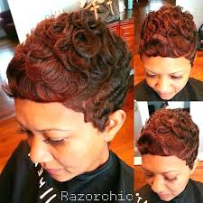 pictures of razor chic hairstyles atlanta short hairstyles best short hair styles