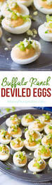 buffalo ranch deviled eggs recipe a spicy perspective