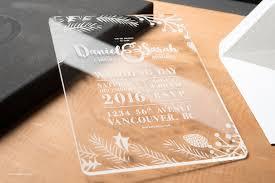 acrylic wedding invitations clear acrylic wedding invitation template daniel