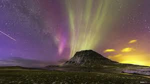 mountain fun cool stars nature magic iceland wallpaper hd iphone