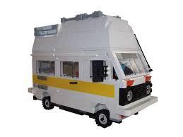 volkswagen lego lego ideas volkswagen vw lt wohnmobil sven hedin baujahr 1984