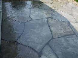 Flagstone Stamped Concrete Pictures by Stamped Concrete Driveways U0026 Patios Pictures Jackson Concrete