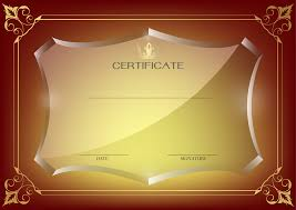 red certificate template png image gallery yopriceville high