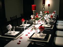 day table decorations winsome banquet table setting ideas valentines day decorations