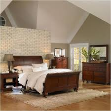 aspen home bedroom furniture icb 400 bch aspen home furniture queen sleigh bed brown cherry