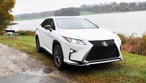 lexus rx450h tires first drive videos 2016 lexus rx350 and rx450h f sport
