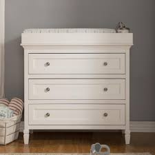 Davinci Emily Mini Crib White by Davinci 3 Drawer Changer Dresser White Toys