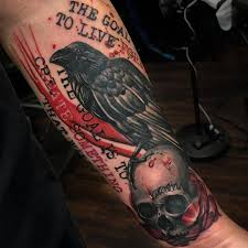 rebel muse tattoos danny elliott abstract trash polka