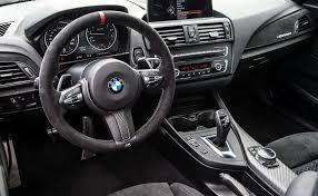 Bmw M235i Interior A Closer Look At Bmw M235i M Performance