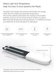 original xiaomi 4 in 1 flower plant light temperature tester