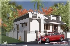 tamilnadu style single floor house in 1092 sq feet cool design home