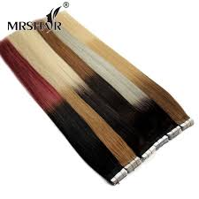 Hair Extensions Tape by Online Buy Wholesale Ombre Tape Hair Extensions From China Ombre