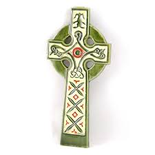 celtic cross wall hanging high cross wall hanging
