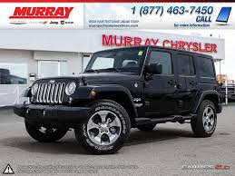 jeep canada 2017 new 2017 jeep wrangler jk for sale murray auto group canada