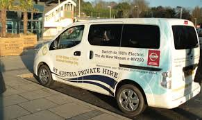 nissan nv200 taxi nissan e nv200 taxi saves fleets so much cash that it u0027s like