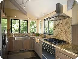 juparana persa granite kitchen countertops featuring full height