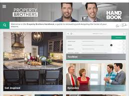 Property Brothers Apply Property Brothers Handbook On The App Store