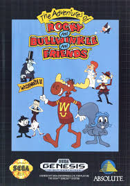 the rocky and bullwinkle show the adventures of rocky and bullwinkle cartoon adultcartoon co
