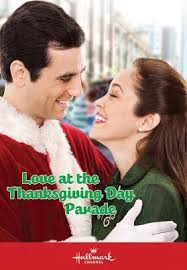 at the thanksgiving day parade