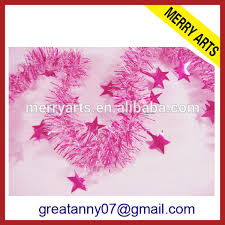 china wholesale string tinsel garland machine for