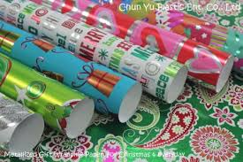 metallic christmas wrapping paper supplier of premium quality gift wrapping paper chun yu plastic