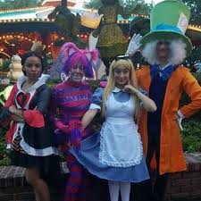 alice in wonderland halloween costumes party city our favorite costumes at mickey u0027s not so scary halloween party in