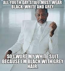 Morgan Freeman Memes - morgan freeman deep thoughts weknowmemes generator