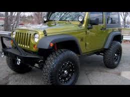 jeep rubicon green jeep wrangler jk rescue green