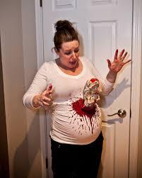 Maternity Halloween Costumes Pregnant Maternity Halloween Costume Alien Belly Burster I Love My