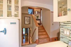 how to decorate a tri level home easy tips to update split level homes staircases traditional