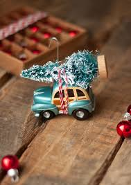 car tree ornament this of mine