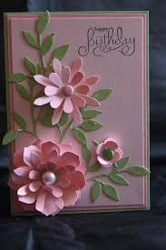 how to make handmade pop up birthday cards handmade pop up 3d floral cards ideas handmade4cards