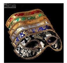masquerade mask in bulk 20pcs half mask masquerade mask venice italy