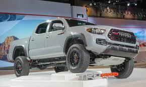 toyota trucks and suvs 2016 chicago auto show trucks u0026 suvs autonxt