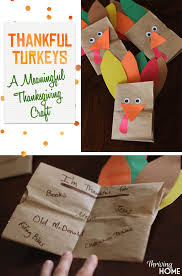 30 thanksgiving crafts thriving home