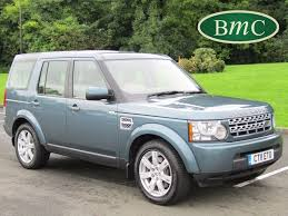land rover discovery 4 2016 used land rover discovery 4 cars for sale motors co uk
